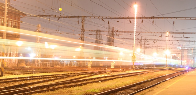 train Brno