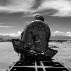 Train cemetery - Bolivia