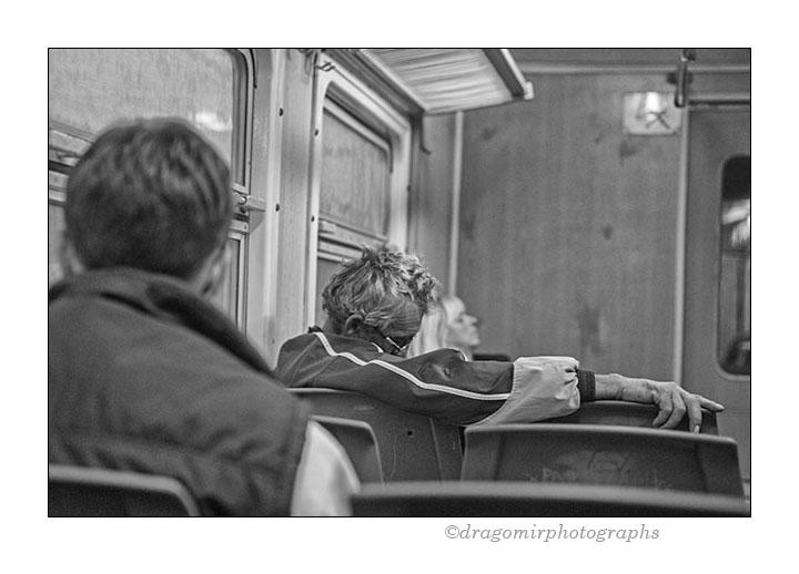 Train Ride One