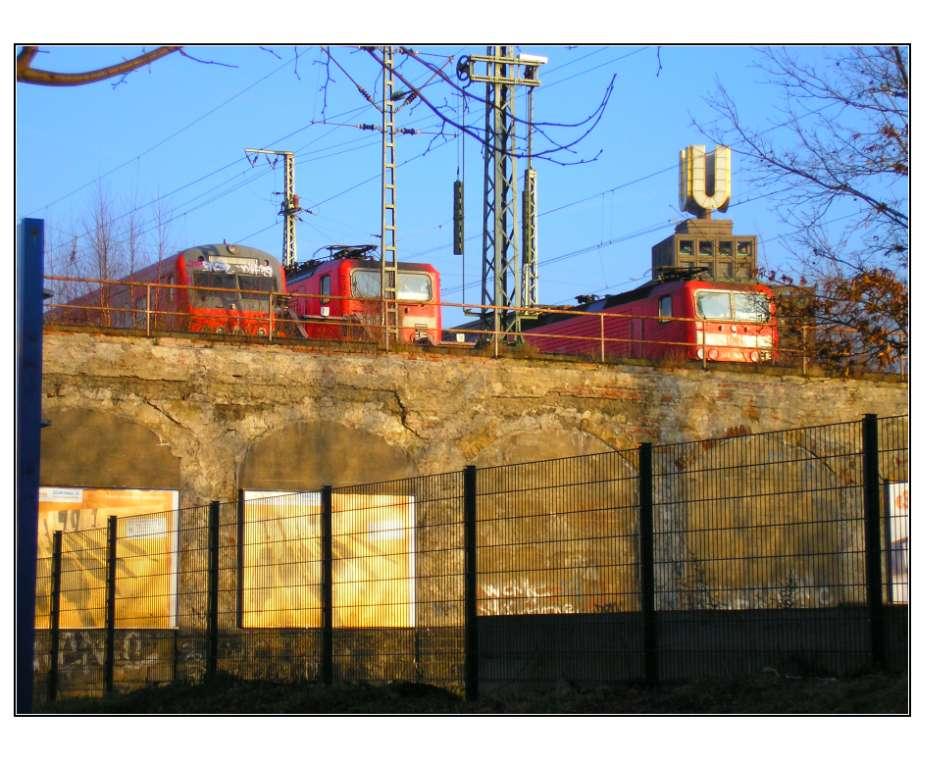 Train- Spotting
