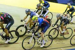 Training Bahnradrennen