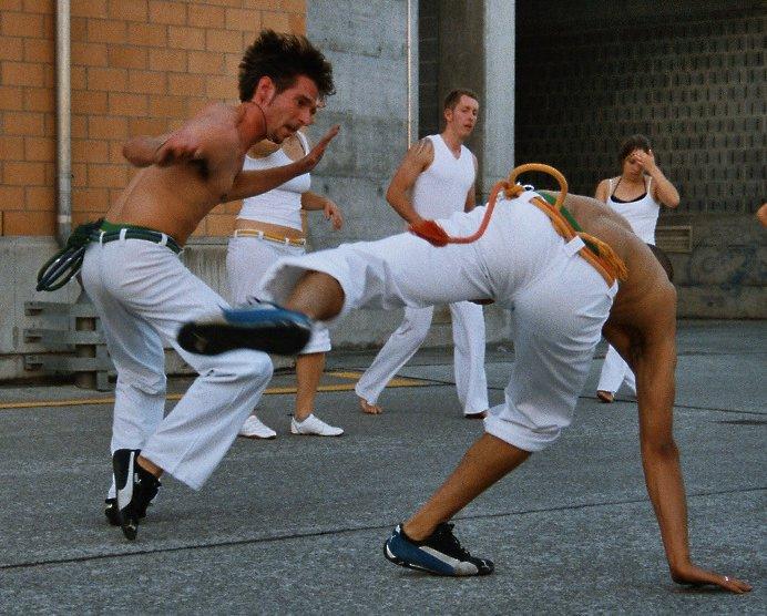 Training on the street