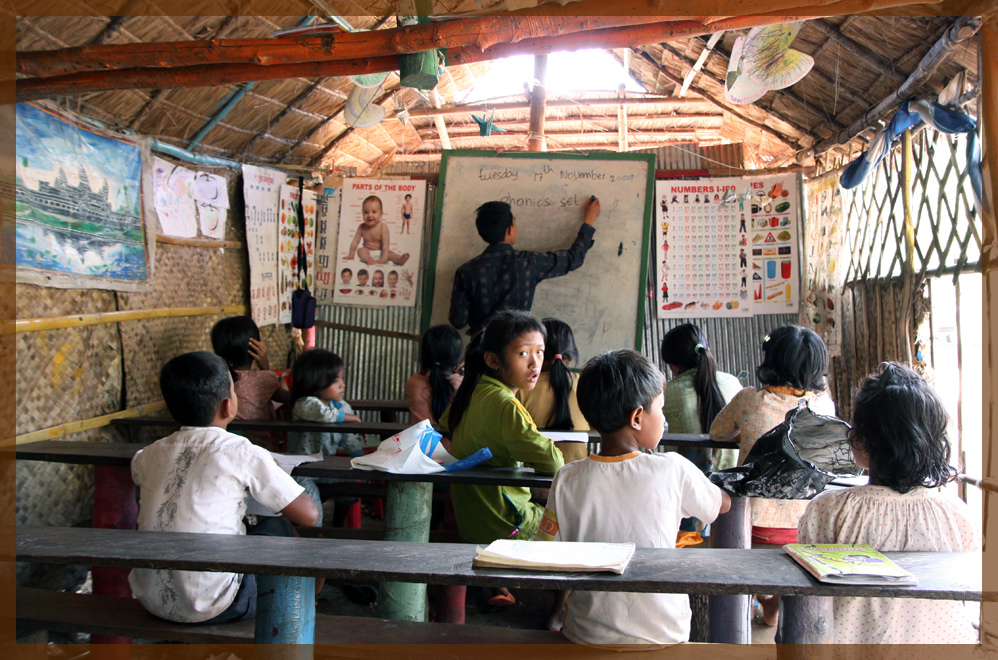 Training School for poor,homeless and orphans
