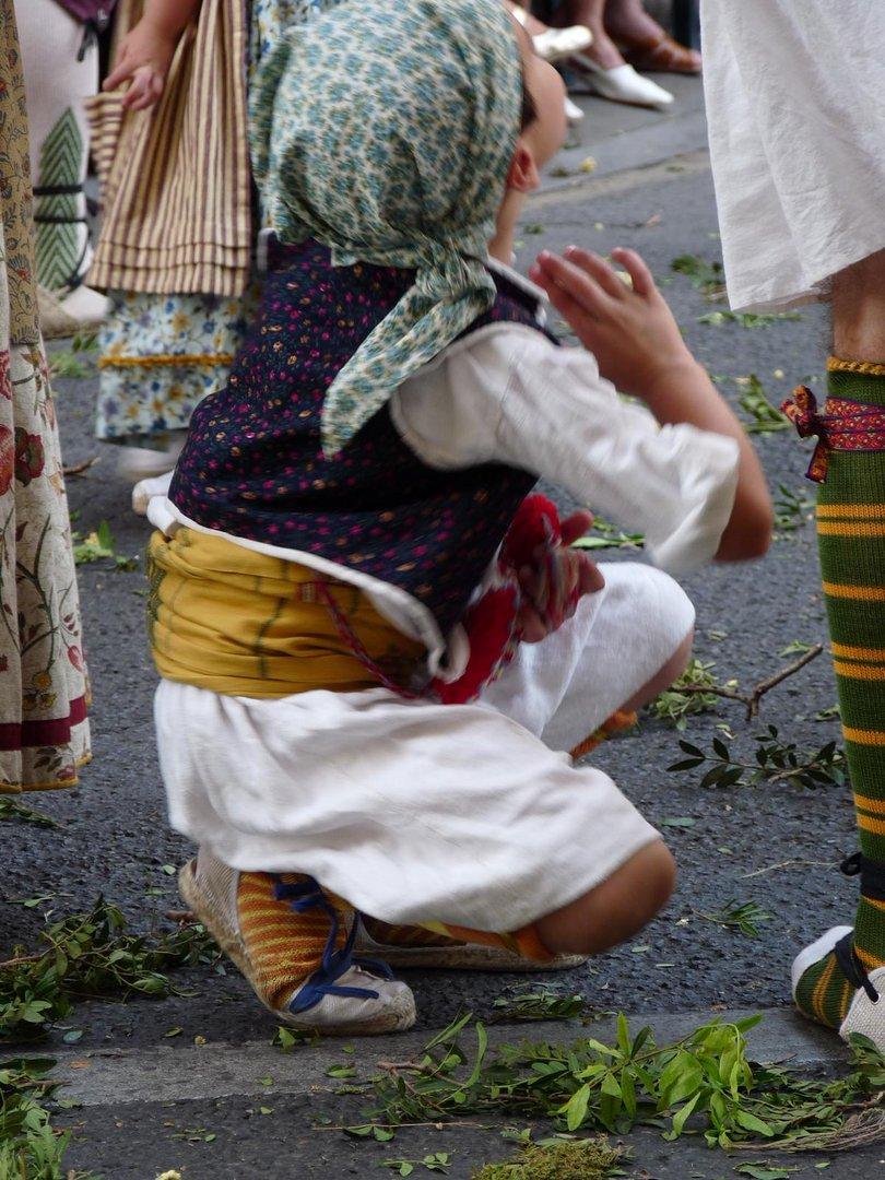 trajes Valencianos