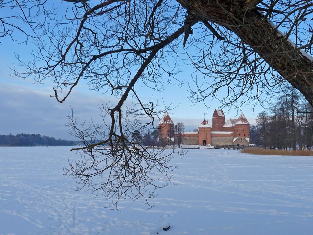 Trakai im Winter