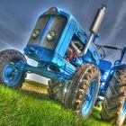 Traktor als HDR Versuch