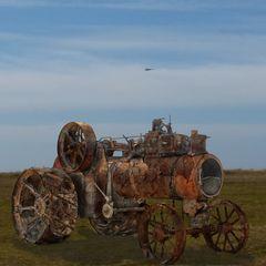 Traktor der ersten Generation