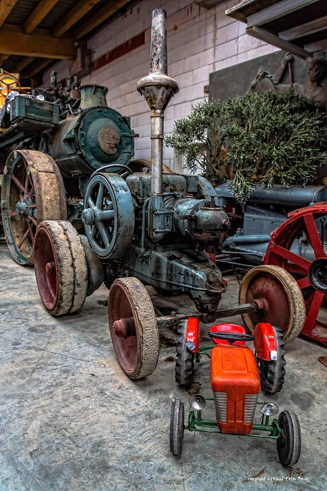 Traktor Generationen