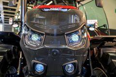 Traktoren-Blick