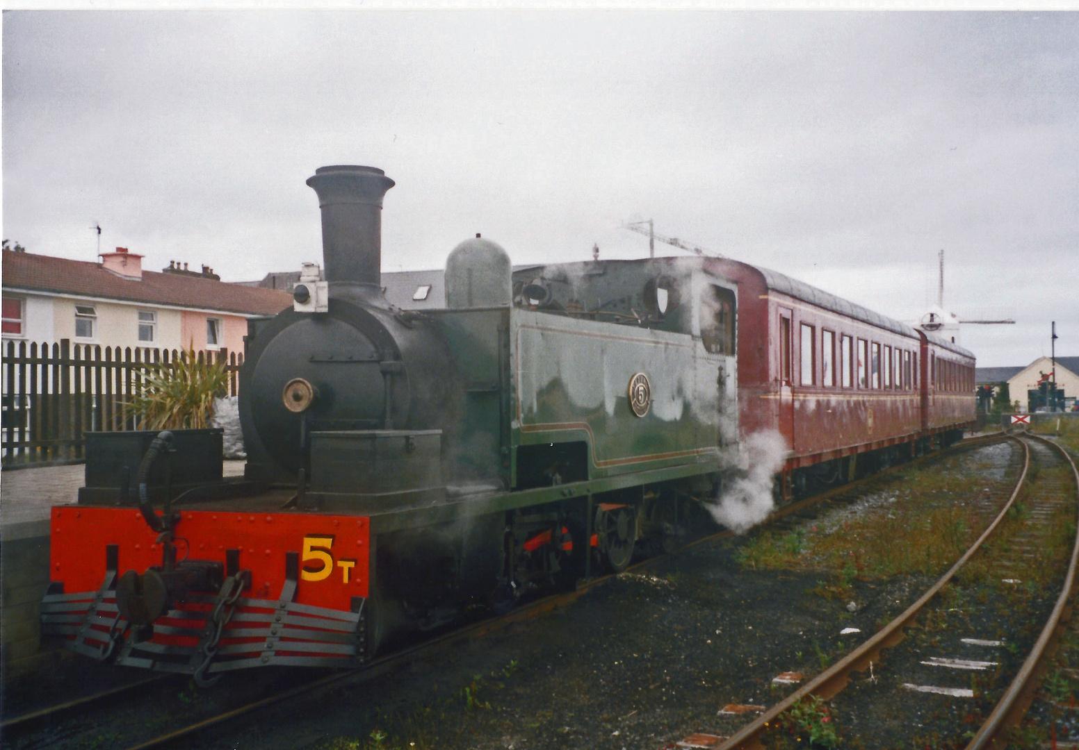 Tralee & Dingle Steam Railway