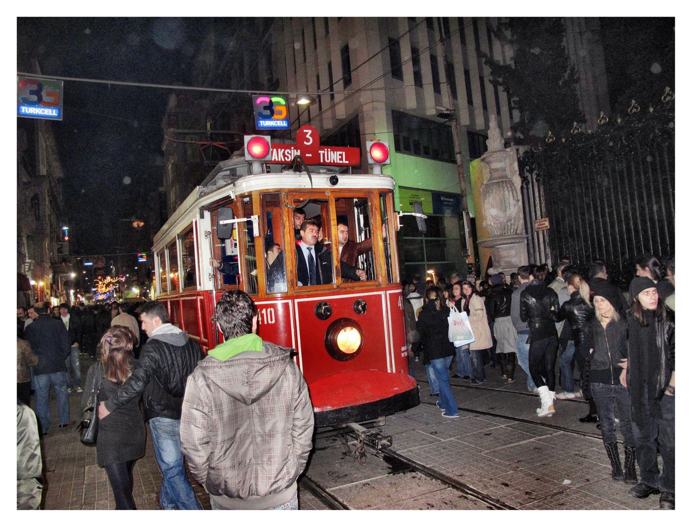 Tram a Istanbul