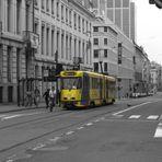 tram in brüssel