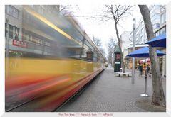 Tram Time Warp