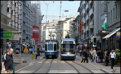Tram Zürich