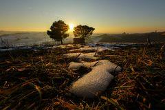 tramonto a Mombaruzzo (2)