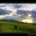 TRAMONTO A MONTELUPONE