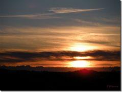 tramonto... a strati