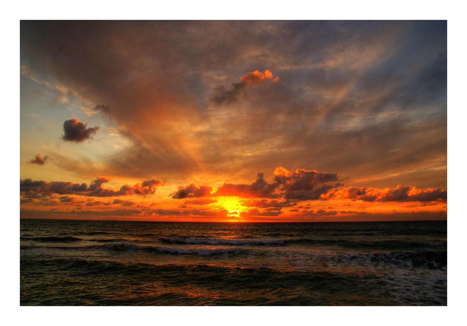 tramonto a tropea