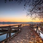 tramonto autunnale