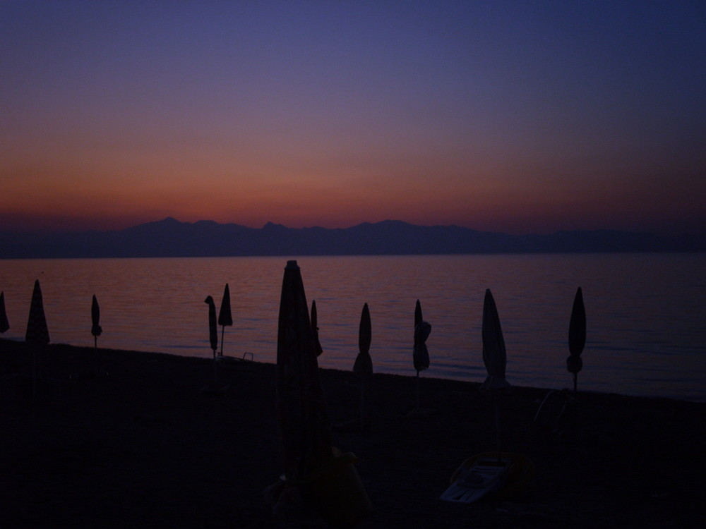 Tramonto Calabrese