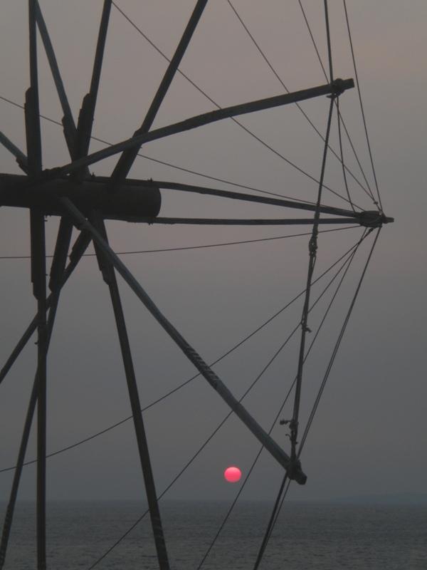...tramonto ellenico...