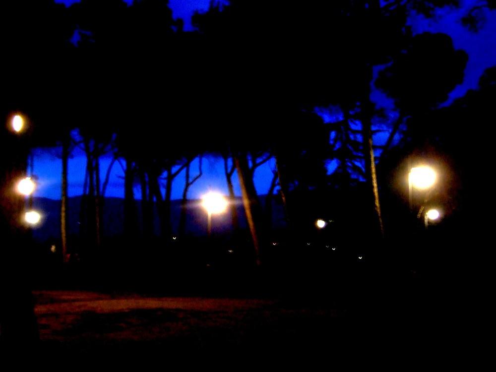 tramonto in fortezza