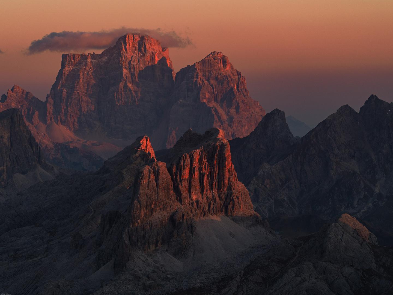tramonto marziano Foto % Immagini| paesaggi, albe e ...