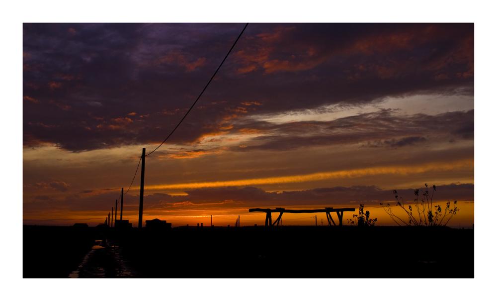 tramonto rumeno