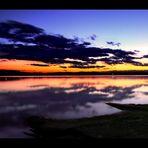 tramonto sul lago di Varese 03