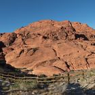 Tramonto sul Red Rock Canyon