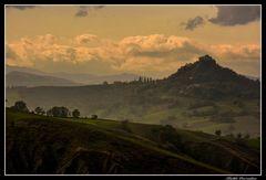 ..tramonto..al castello...