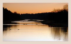 tranquil - ruhige Isar