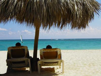 tranquilidad y sosiego (playa bavaro)