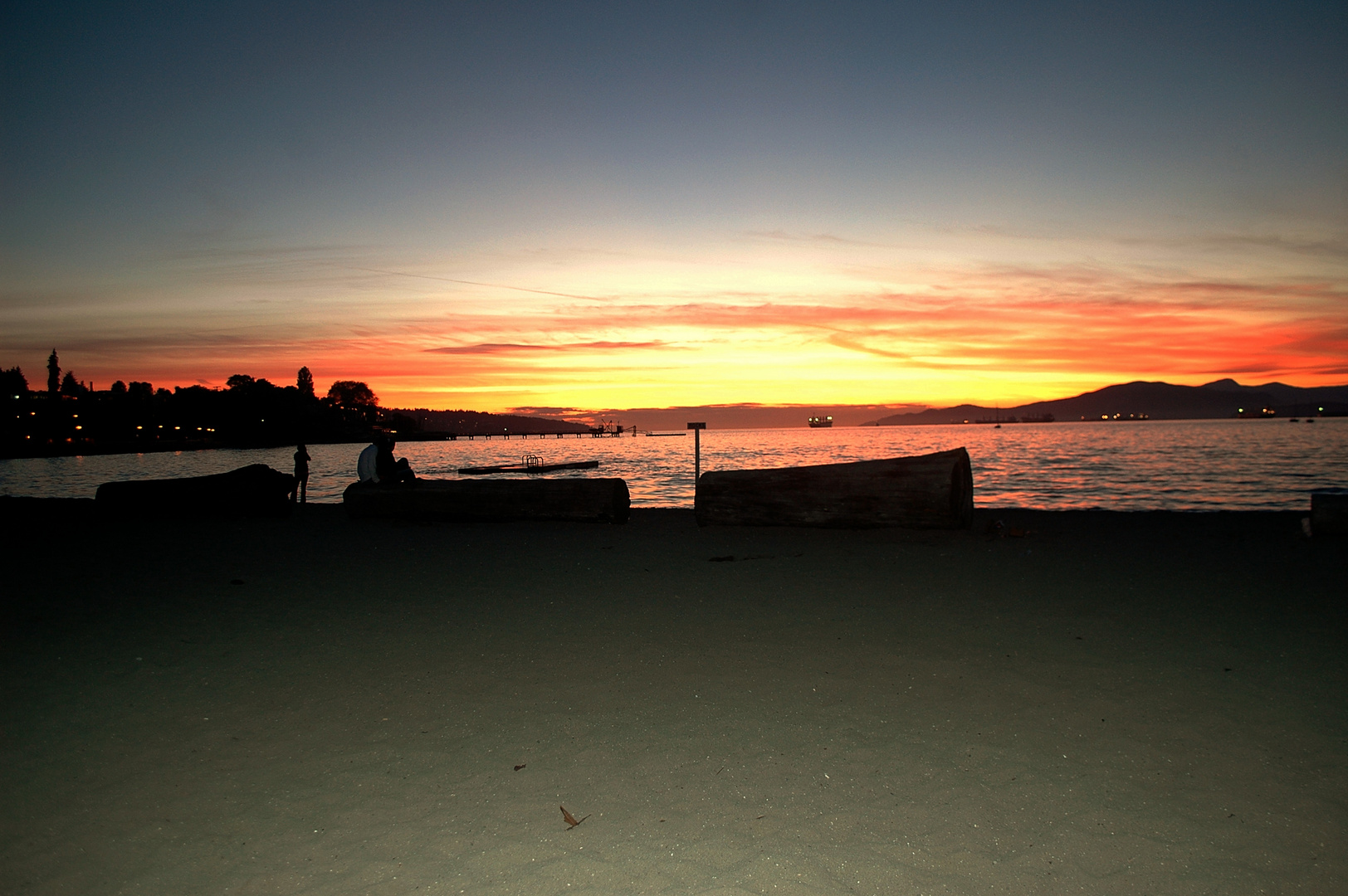 Tranquility - Kits (Kitsilano) Beach