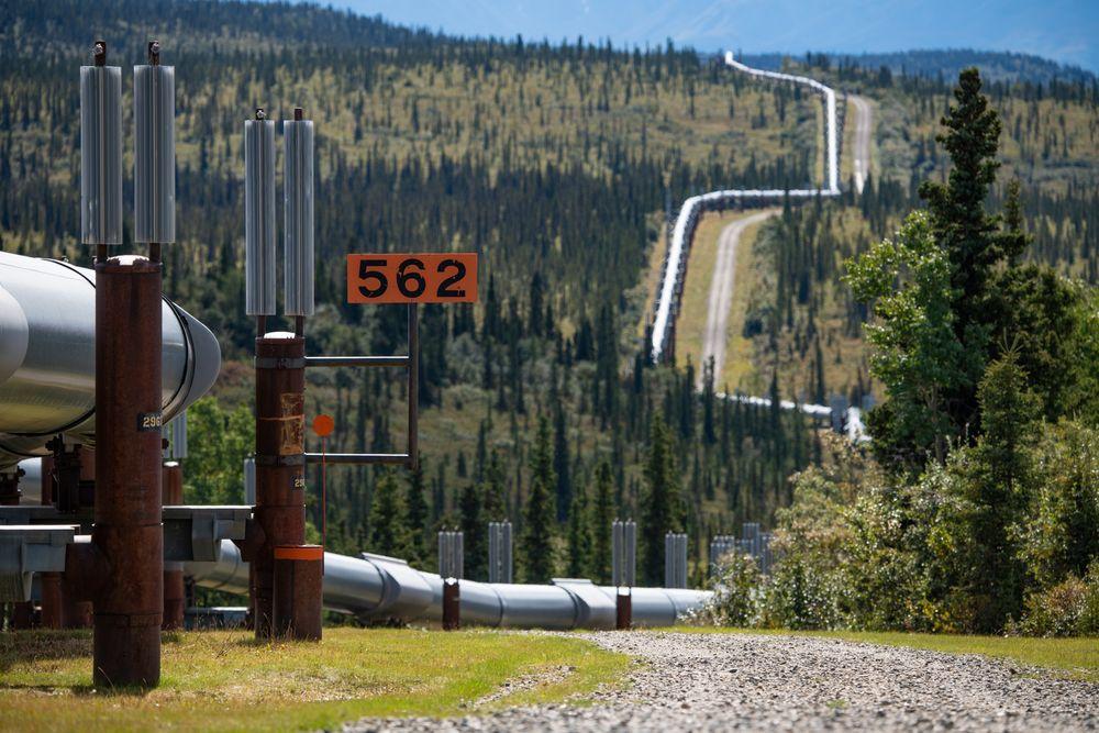 Trans-Alaska-Pipeline