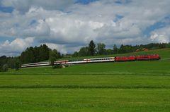 Trans-Allgäu-Eurocity