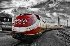 Trans-Europ-Express - TEE -