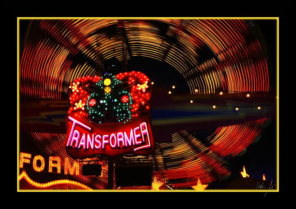 Transformer Feuerwerk