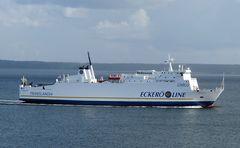Translandia - Passenger / Ro-Ro Cargo Ship