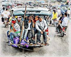 transport en commun à pnom penh