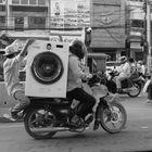 Transport - Phnom Penh Oktober 2015