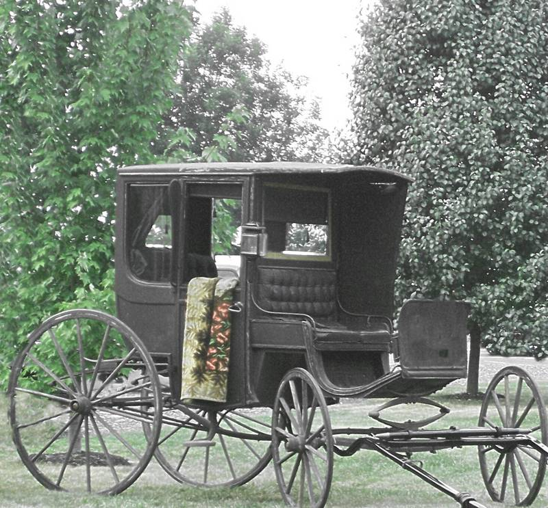 transportation days gone by