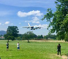 Transportflugzeug Antanov AN-124 ...