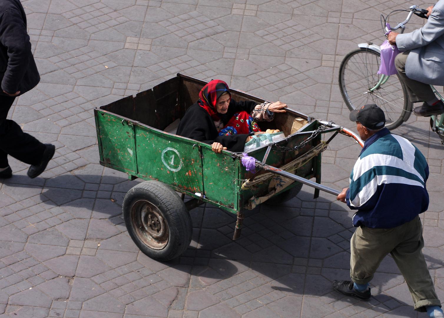 Transportmittel