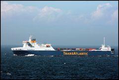 TransPulp on Baltic