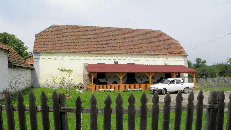 Transylvanian Saxons hall