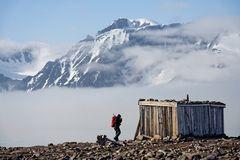 Trapperhütte
