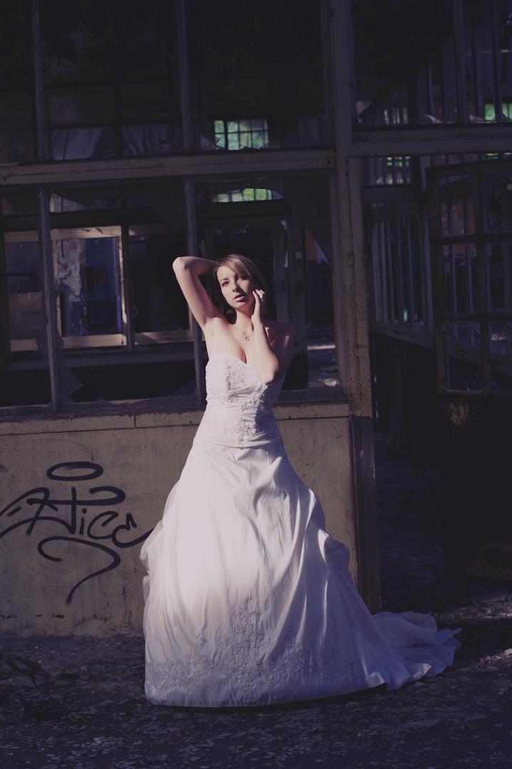 Trash The Dress - Samantha