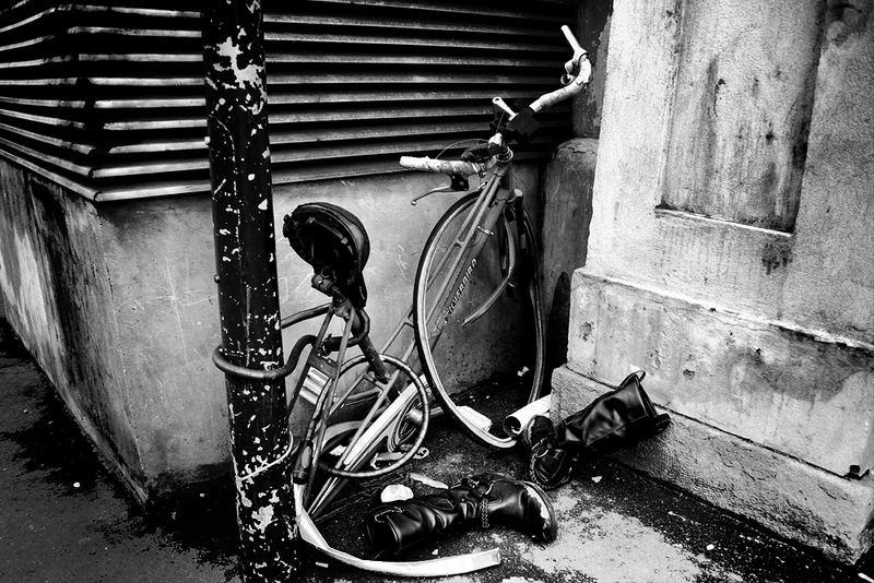 Trashed Transport