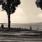 Trasimeno anni 50 Castiglione del Lago